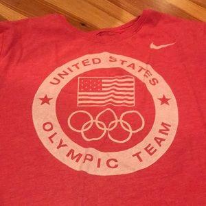 Nike United States Olympic team T-shirt Large